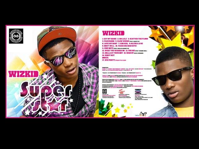 Wizkid Superstar Album Mp3 Download