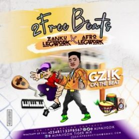 Download Freebeat:- Afro Legwork (Prod By GZik)