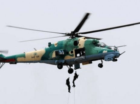 Image result for 'We don't flog civilians no matter the provocation' - Nigerian Airforce