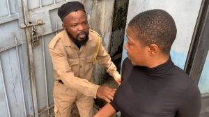 Download Comedy Video:- Officer Jatau – Disrespect