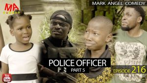 Download Comedy Video:- Mark Angel – Police Officer