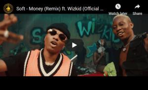 """VIDEO: Soft x Wizkid – """"Money (Remix)"""" Mp4"""