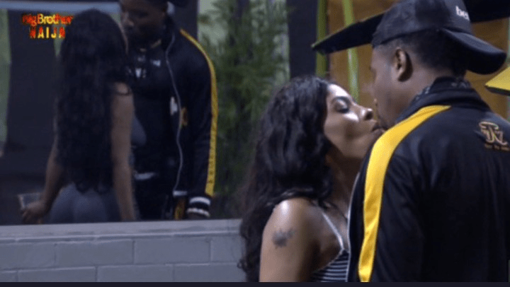 Image result for pictures of BBNaija Ike and Mercy
