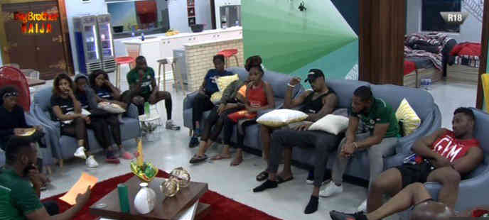 Image result for bbnaija housemates