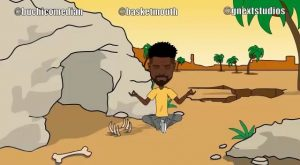 Download Comedy Video:- Basketmouth Vs Buchi – Positive Thinking Inspirational Quote