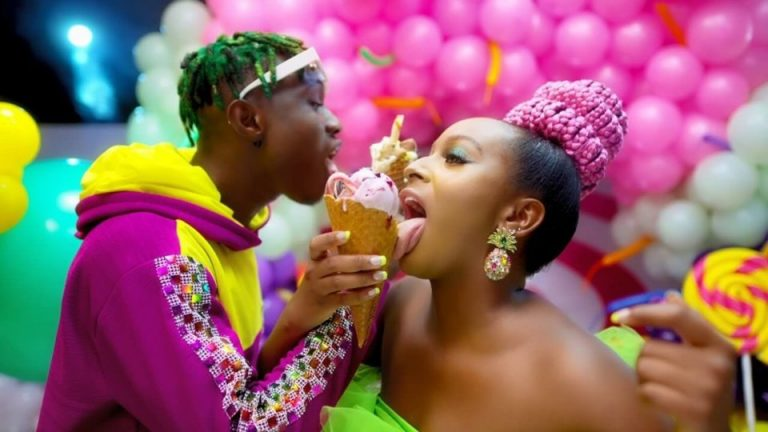 [Video] DJ Cuppy Ft Zlatan – Gelato
