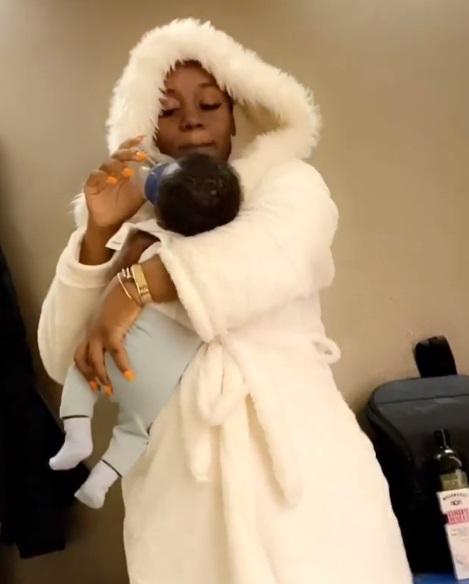 Chioma Reveals The Time She Actually Got Pregnant For Davido 9