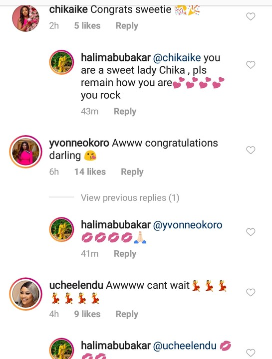 Actress Halima Abubakar Is Pregnant (Photos) 13