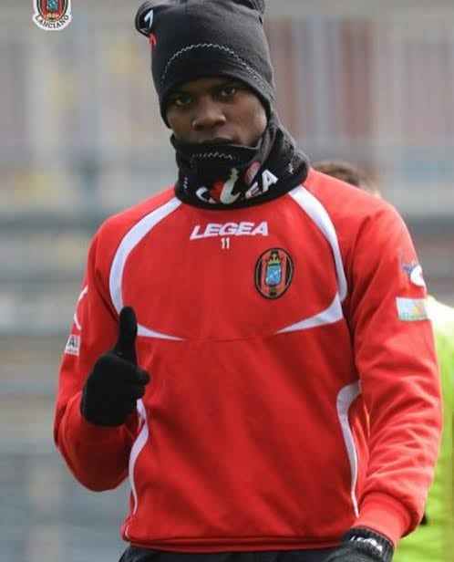 Paul Akpan Udoh Contracts Coronavirus – First Footballer To Be Infected