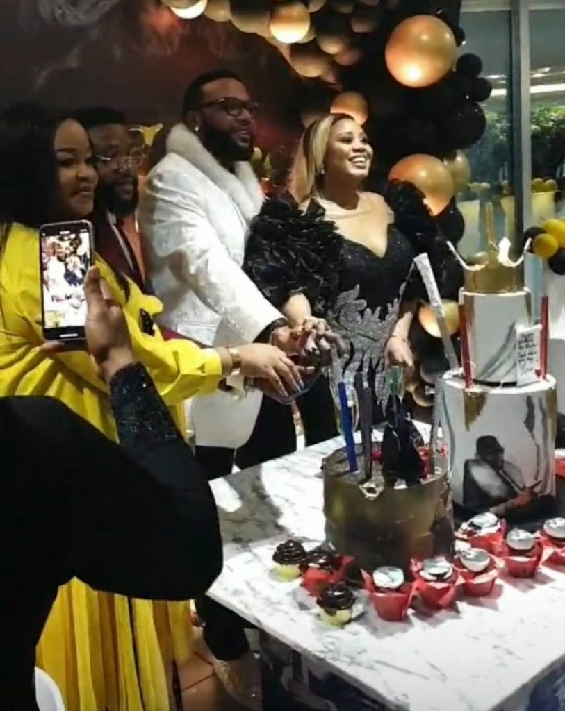 Awesome Photos From E-Money's Lavish Birthday Dinner In Lagos (See Photos)