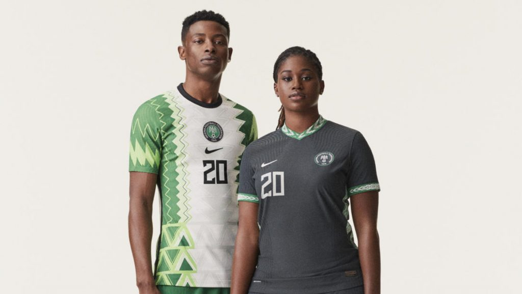 Nike Unveils New 2020 Kit For Super Eagles (Photos)