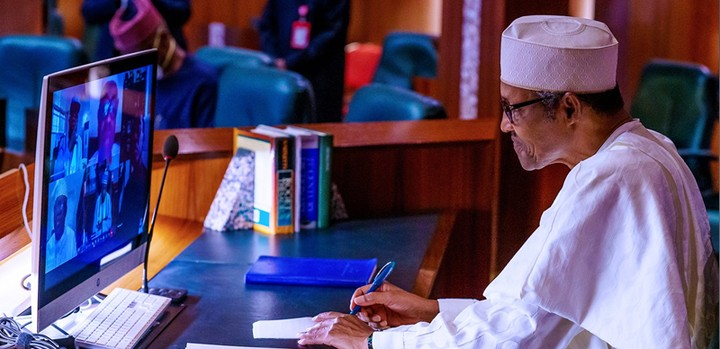 COVID-19 Not A Joke – Buhari To Governors