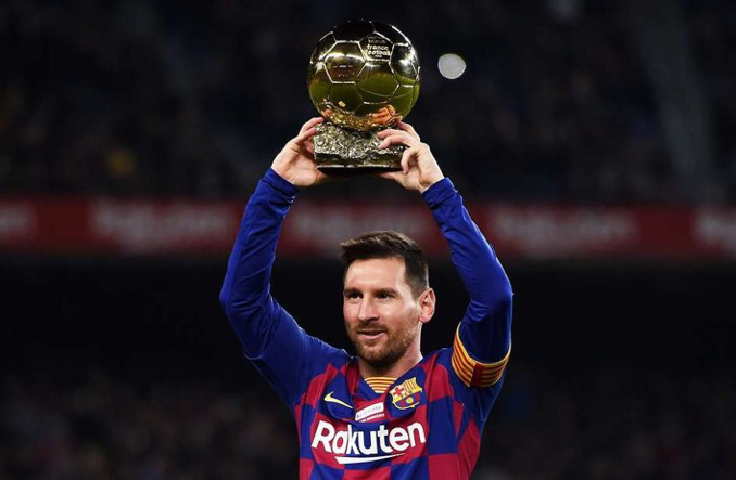 Happy 33rd Birthday To Barca Captain & 6-Time Ballon d'Or Winner Lionel Messi!