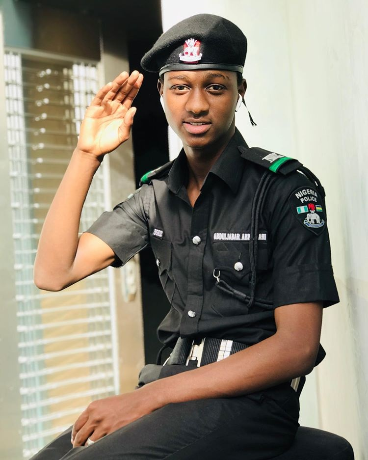 Young Kano Socialite, Beelalgy, Exposed As A Fake Police Officer (Pix, Video) 3