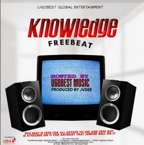 Ugobest Music Presents 'Knowledge' Free Beat For All Artists To Use
