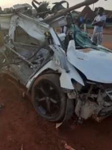 Popular Delta Baker, Achiki Dies In Fatal Crash (Photos) 4
