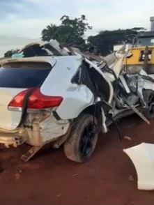 Popular Delta Baker, Achiki Dies In Fatal Crash (Photos) 5