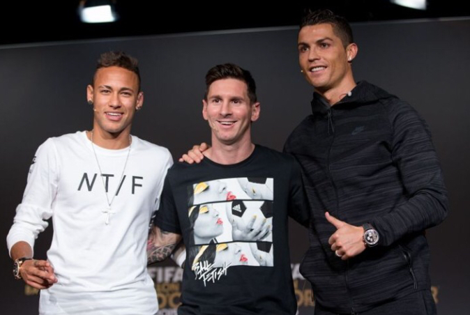 Mbappe TOP But Messi, Neymar & CR7 OUT… Top 10 Most Valuable Players In Europe