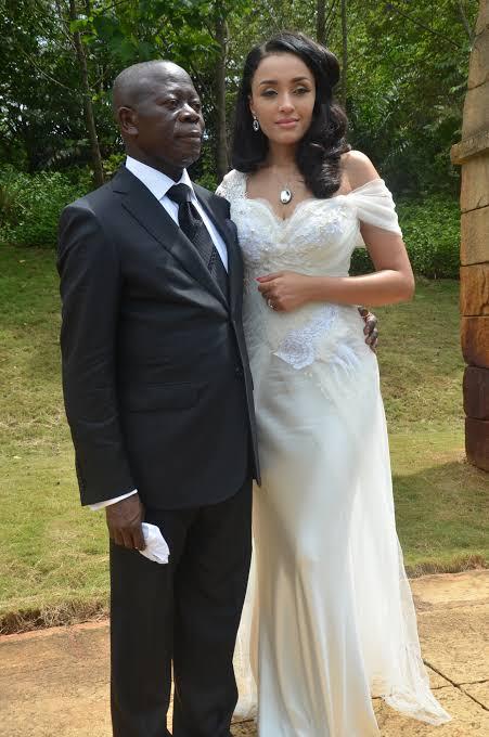 Obaseki Was Oshiomhole's Best Man At His Wedding To Iara (Throwback Photos) 3