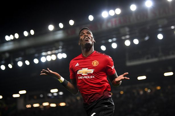 VIDEO: Ighalo Shares Video Of Pogba Dancing To Wizkid's Soco 2