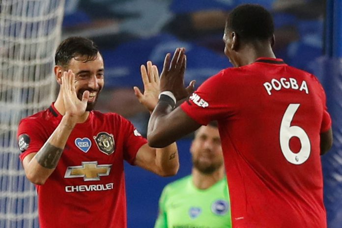 Pogba Finally Speaks On Playing With Bruno Fernandes 1