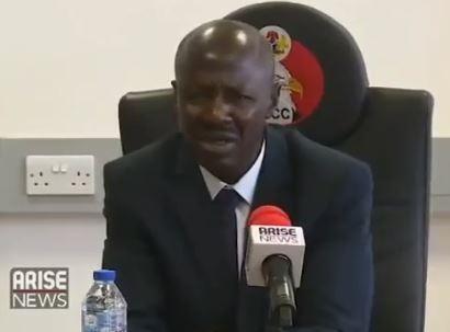 EFCC Acting Chairman, Magu Suspended 1