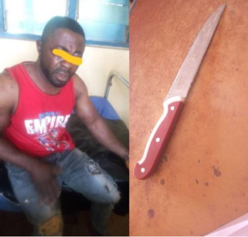 Man Attempts To Cut Off Woman's Breast For Ritual In Anambra (Graphic  Photo) » No.1 Entertainment Hub