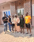 Harry B Anyanwu, His Wife And 5 Children Pose In New Pictures