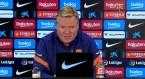 Barcelona Boss Koeman Draws Up List For January Transfer Window