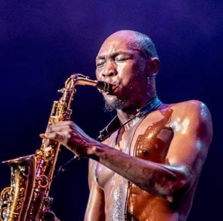 "Seun Kuti Counters 'Stingy Men' With 'Cheerful Givers Association"" (Photos) 10"