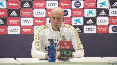 SPANISH SUPER CUP: Zidane Drops Two Real Madrid Stars Ahead Of Athletic Bilbao Clash