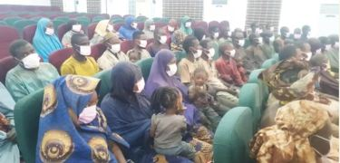 We Saw Hell In Captivity – Freed Niger Passengers (Photo)
