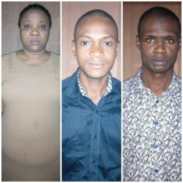 Female Banker And Two Others Arrested And Arraigned for N14m Fraud (Photo)