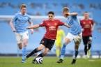 Man City 0-2 Man Utd: The Red Devils End City Winning Streak