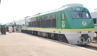 President Buhari Launches Eastern Rail Rehabilitation Project