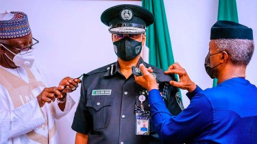 Nigerians Should Expect Improvement In Security, Says IGP