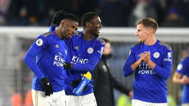 'We Need To Hurt Southampton First' – Iheanacho Advises 'Hungry' Leicester City Ahead Of FA Cup Clash