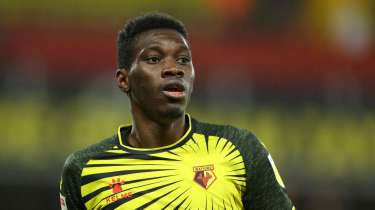 How Irrepressible Sarr Is Taking Control Of Watford's Promotion Quest