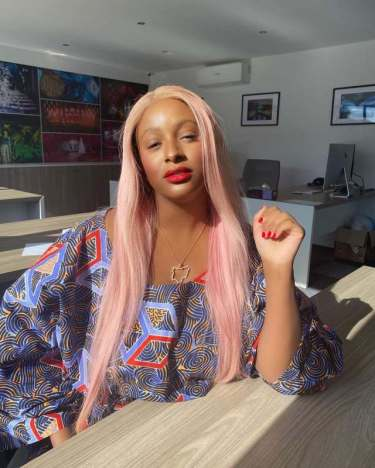 """What A Way To Start The Day"" – DJ Cuppy Gushes Over Romantic Letter From Tunde"
