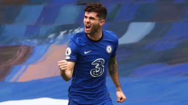 Captain America Is Back! USMNT Star Pulisic Reborn Again At Chelsea