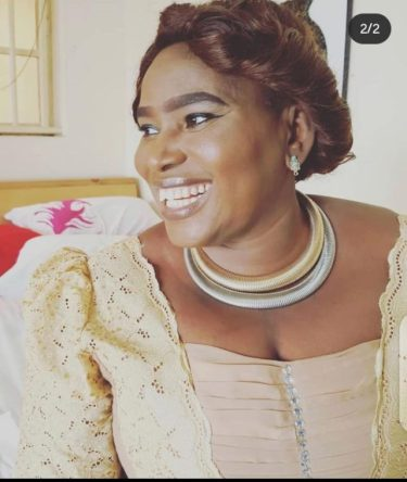 Actress, Ruth Kadiri Showers Sweet Words On Her Mother to Celebrate Her Birthday Today