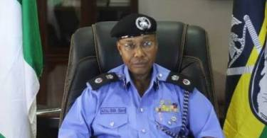 Lagos Residents Boo Usman Alkali Baba, Police Inspector General During Visit
