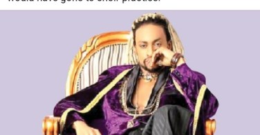Denrele Edun: The Day My Mother Caught Me Pants Down With A Girl