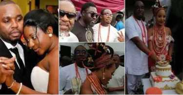 Ini Edo's Ex-husband Philip, Remarries For The Third Time
