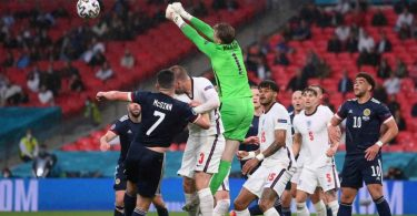 Euro 2020: Scotland Earns First Point After Battling England To Goalless Draw