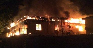 Unknown Gunmen Strike Again, Kill 3, Burn Houses, Vehicles In Imo