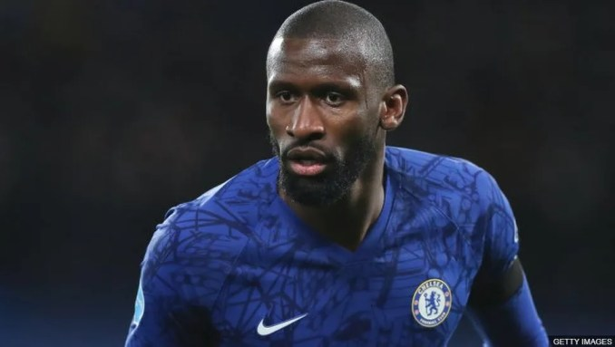 Rudiger Not Ready To Sign New Chelsea Contract