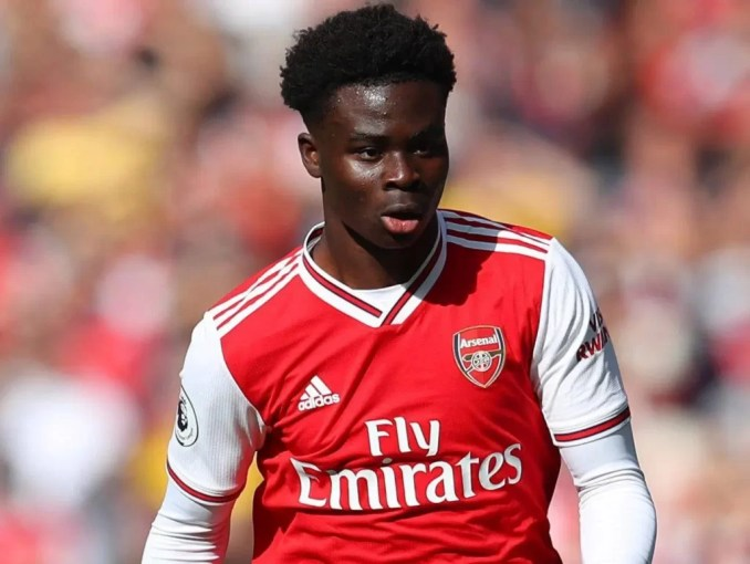 Saka Confident Arsenal Can Win Trophies This Season