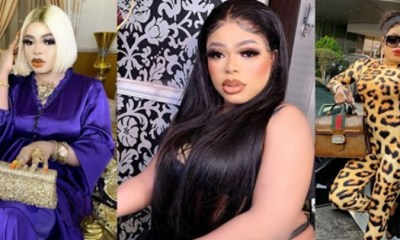 """I am the Richest Ashewo"" - Bobrisky Brags"