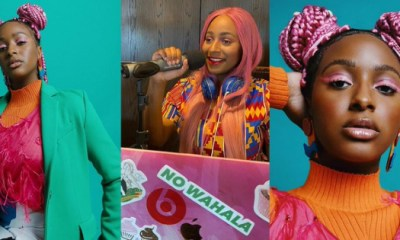"""""""I Would Have Been A Trader If Not For Music"""" – DJ Cuppy (Video)"""